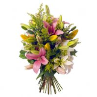 Mixed Lilly's Bouquet